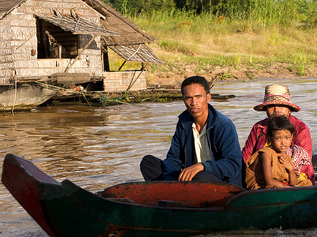 Thailand's Poor Neighbor Suffers Worst Floods in a Decade