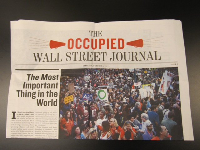 Occupy Wall Street: It's Time to Refocus and Occupy Politics