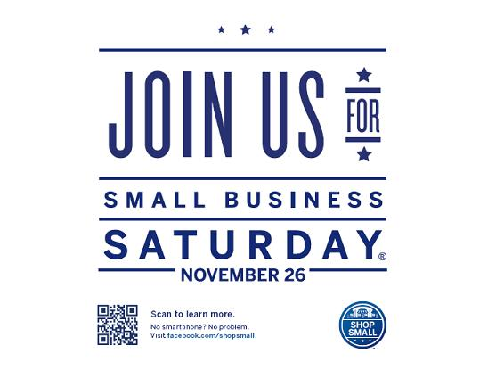 Today is Small Business Saturday: Shop Small and Join the Movement