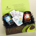 Lake champlain chocolate gift set