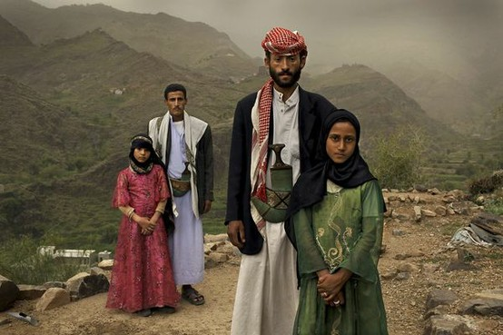 Pin It to Spread Awareness: Child Brides of Yemen