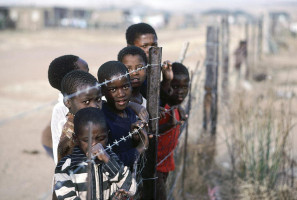 Children of Apartheid (Photo)