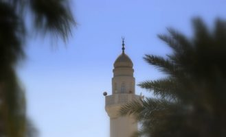 Living Within the Walls of a Saudi Arabian Compound