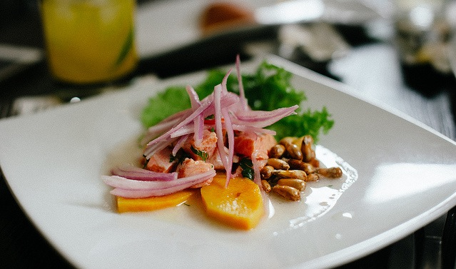 The Best Ceviche in South America May be in Chile's Puerto Natales