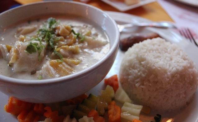 Coconut Curry Shrimp - Elvi's Kitchen