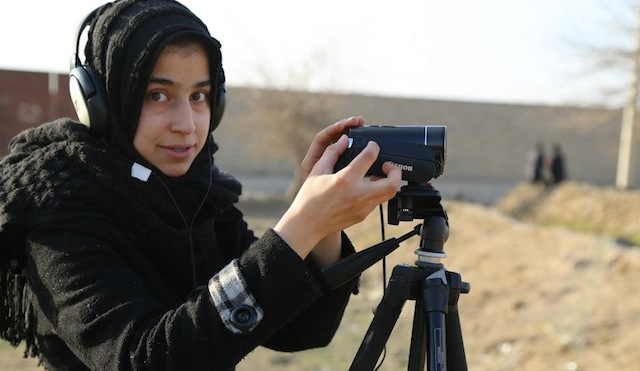 Tamana Ayazi Afghan Voices