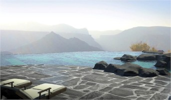 An Unparalleled Stay Amidst Oman's Al Hajar Mountains