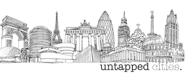 Untapped Cities logo