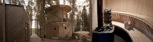 Treehotel_sauna