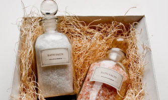 TCC: Empowering Artisans Around the World- Handcrafted Bath Salts