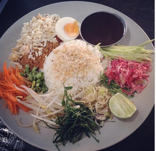 thai street food photo