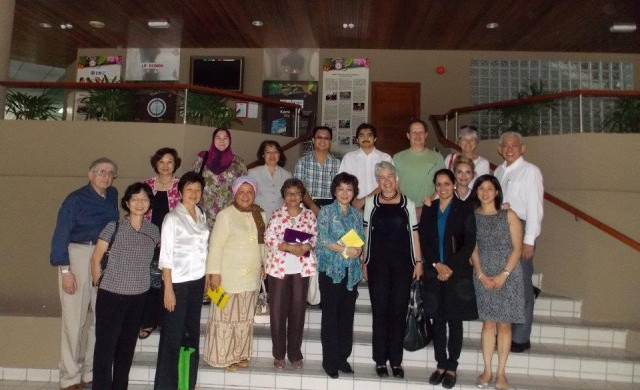 AWLU Project leaders in Malaysia