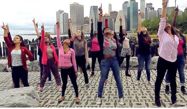 This Valentine's Day, Dance with LOVE to End Violence Against Women