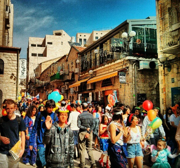 What Day And Month Is Purim Celebrated