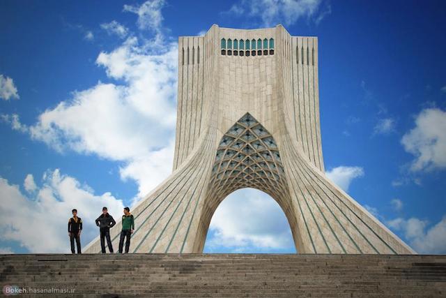 Azadi Tower_Photo by Hasan Almasi