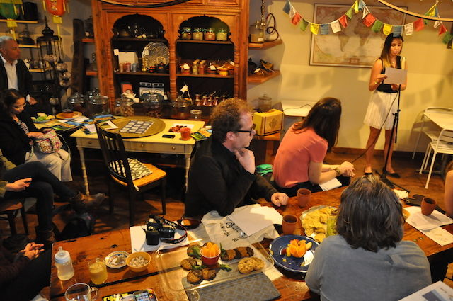 Tea and the Far East: A Travel Reading in Princeton's Most Eclectic Cafe