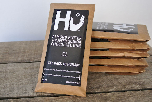 Food For A Better World Dark Chocolate Bar With Almond Butter Puffed Quinoa Culture Ist