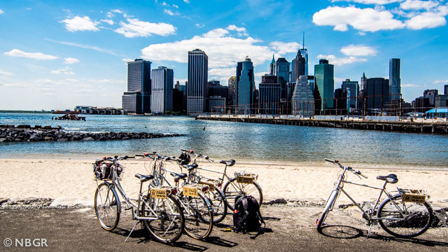 This Bike Tour Explores Brooklyn's Best Enclaves, Urban Art Scene, and Farm-to-Table-Fare