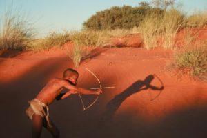 The Descendants: In Search of the Kalahari San
