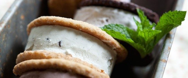 Hello Lover: This Healthful Artisanal Ice Cream Sandwich Will Make You Drool