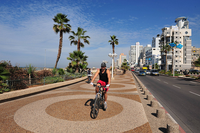 cycling tel aviv Get Cultured Tel Aviv: A Locals Guide to the Heart of Israel