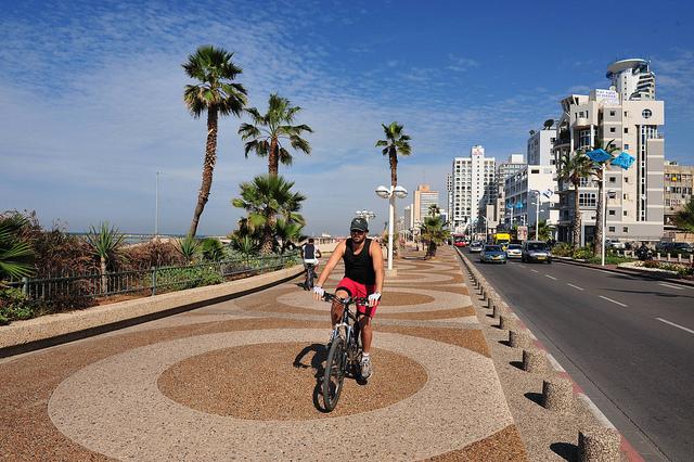 cycling tel aviv