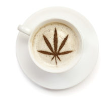 It's Legal: Marijuana Coffee Comes to Washington