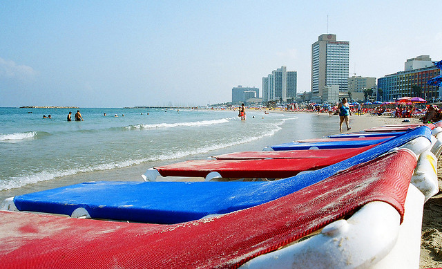 tel aviv beach Get Cultured Tel Aviv: A Locals Guide to the Heart of Israel