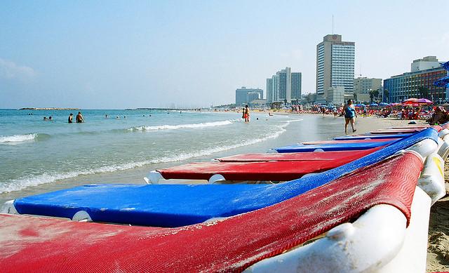 tel aviv beach GetCulturedTel Aviv:A Locals Guide to the Heart of Israel