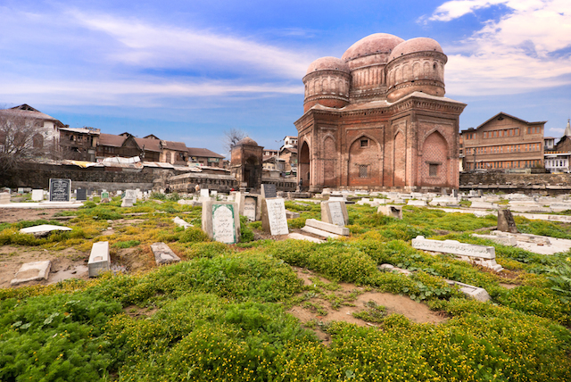 Tomb of budshah