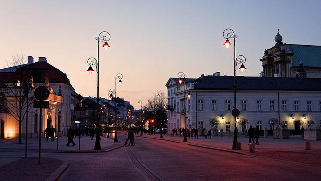 krakowskie przedmiescie_warsaw