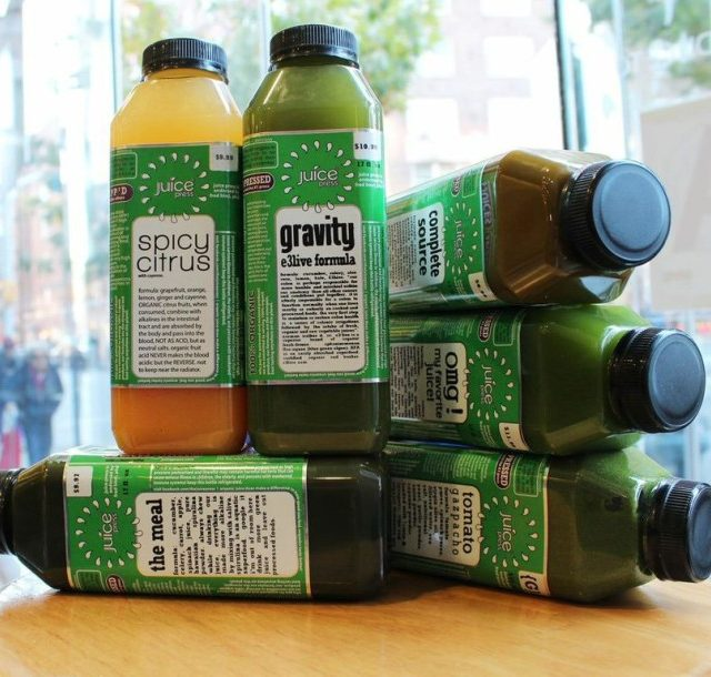 Confessions From a New Yorker on the City's Most Talked About Juice Cleanse