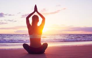 yoga retreats in tropical paradise