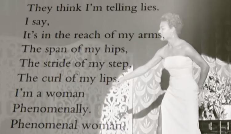 Analysis of Poem Phenomenal Woman by Maya Angelou