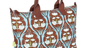 #1 Amy Butler For Kalencom Marni Duffle Bag For Women (1)