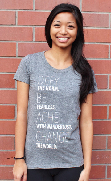Humanity Unified DBAC Women's Tee