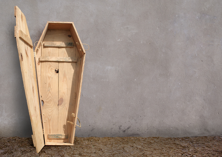 eco funeral practices