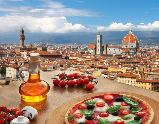 Eat and Shop Like a Local in Florence