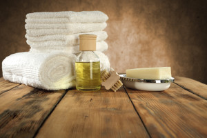 At Home Organic Spa Treatments
