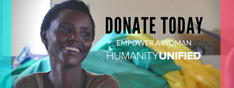 Donate to Humanity Unified - Empower a woman