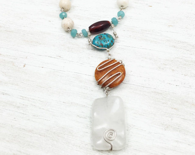 Gift to Empower: Day 12 – Zen Necklace