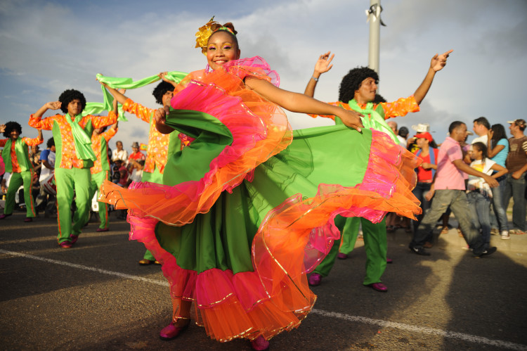 Carnaval Photo via Shutterstock