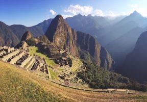 The Journey Through Peru's Salkantay Inca Trail (VIDEO)