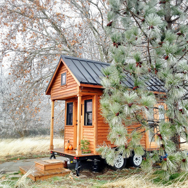Why Tiny Houses Could Save Our Souls — But Won't