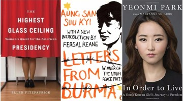 10 Books About Women Striving to Change the World