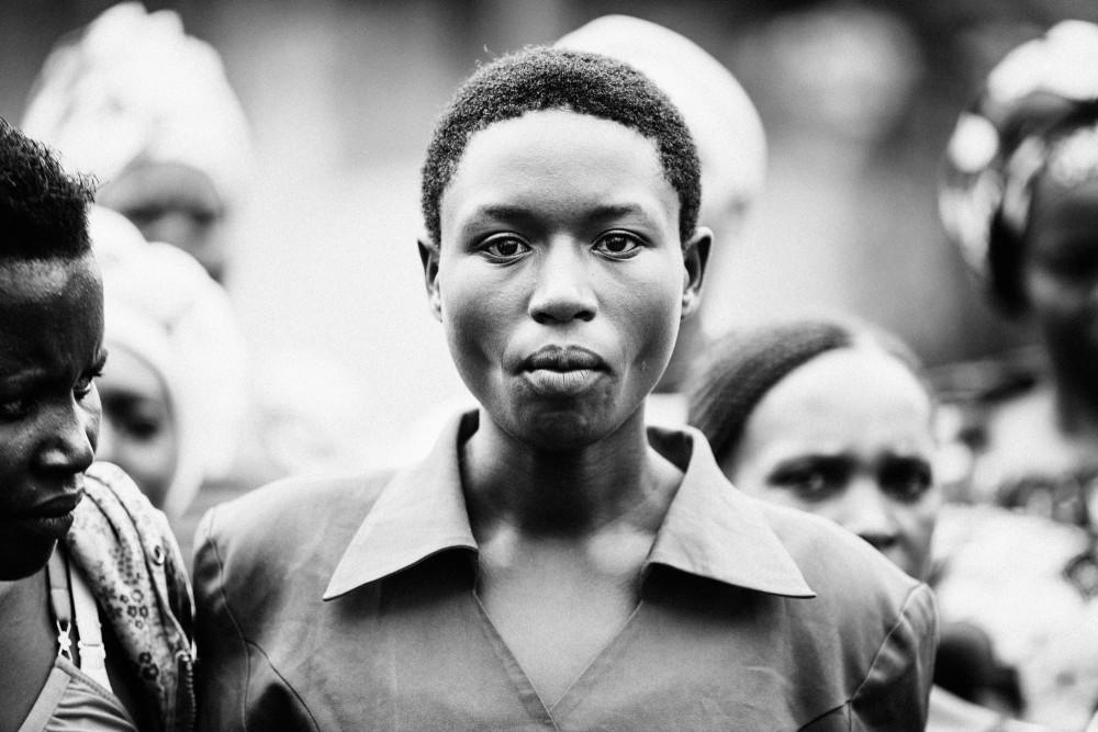 strength rwandan woman