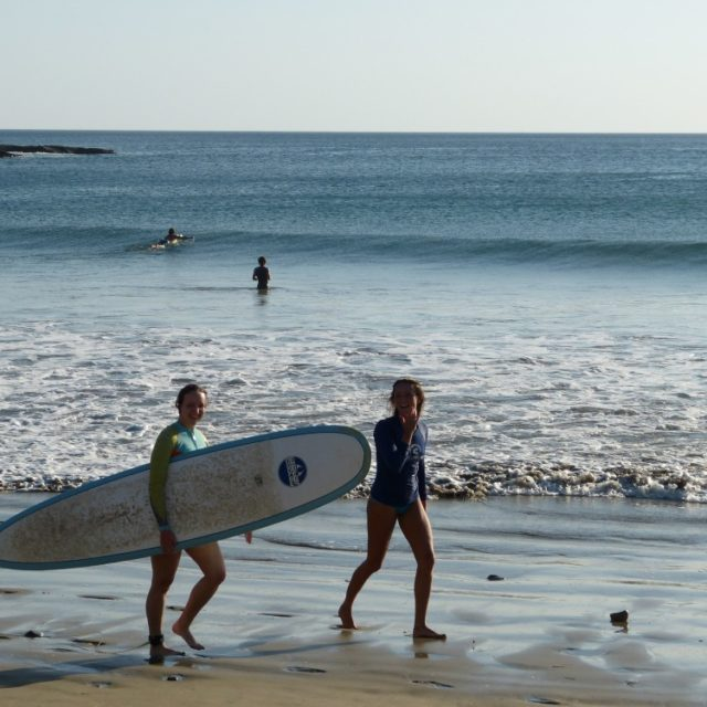 This Amazing Surf Camp in Nicaragua is Empowering Women One Wave at a Time