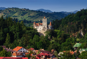 Romania's Bran Castle Has a Spooky Past and Appealing Future