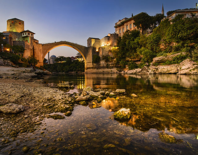 Mostar: Bridging Bosnia and Herzegovina