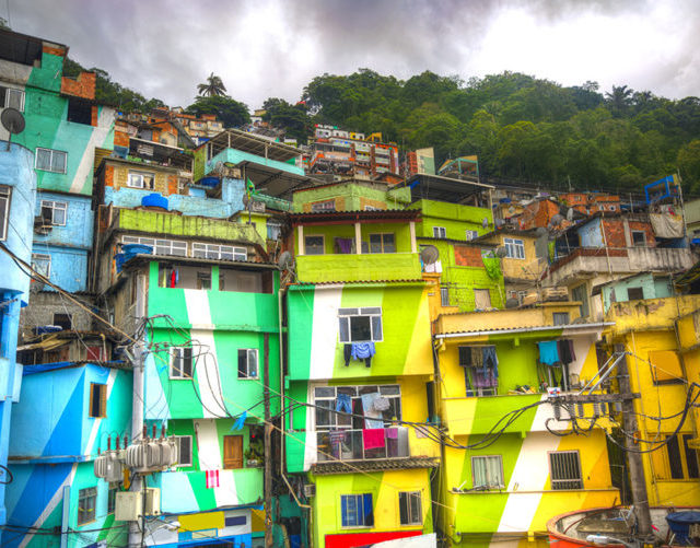 Slum Paintings: Adding Color to the World